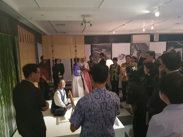 한국무형문화재주간-인도네시아 자카르타